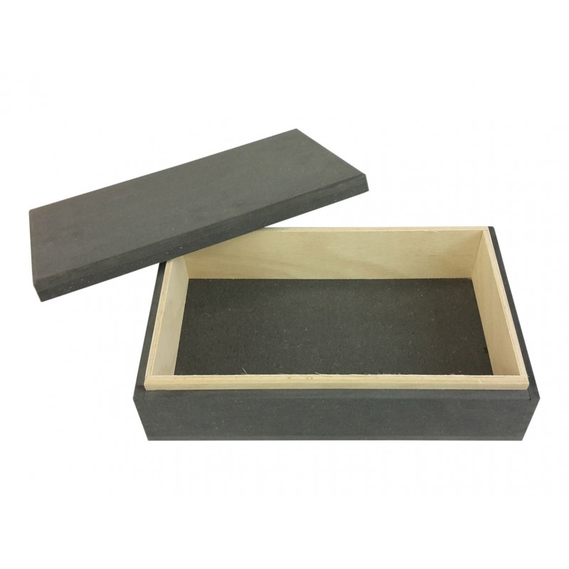 Holzbox, Holzkiste, Geschenkverpackung Deckel lose