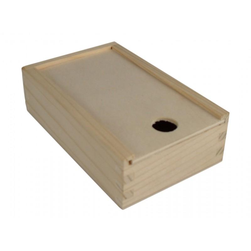 Holzkistchen für Zigarren oder andere Kleinigkeiten